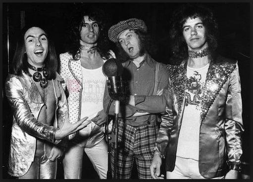 Slade или Led Zeppelin?
