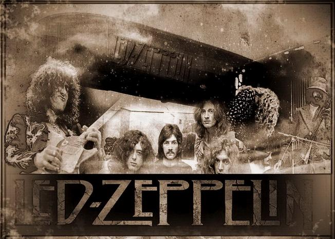 Реюнион Led Zeppelin