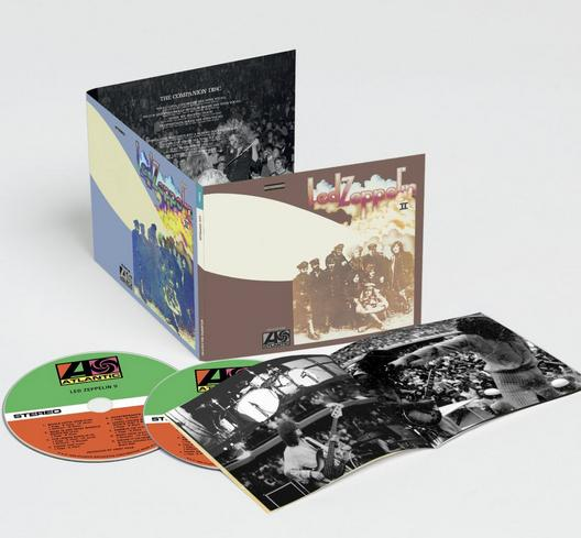 Переизданные Led Zeppelin