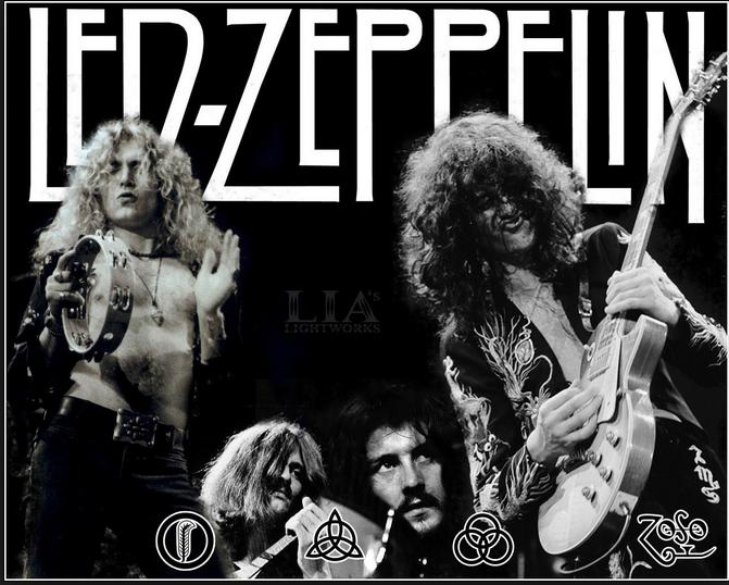 История Led Zeppelin