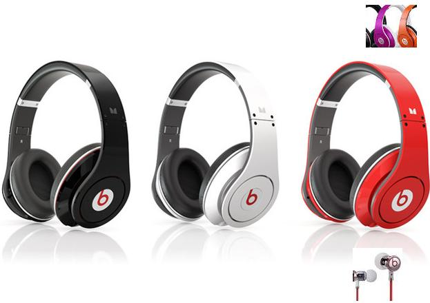 Наушники Beats By Dre Beats Studio