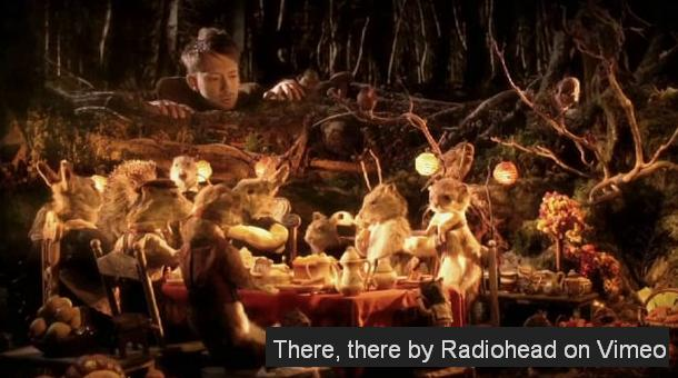 Radiohead `There There`