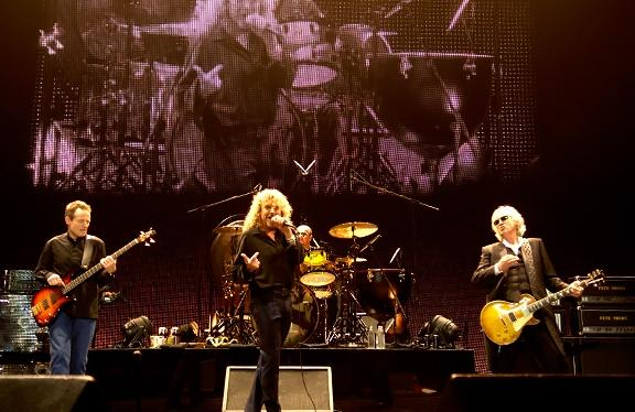 Led Zeppelin в 02