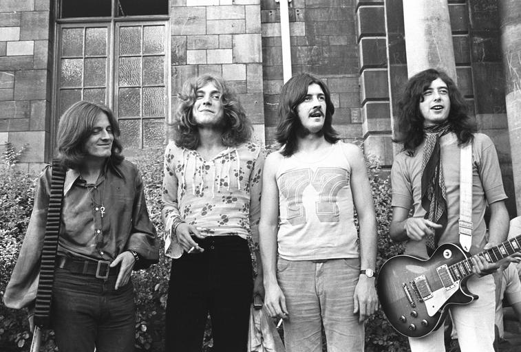 Led Zeppelin состав